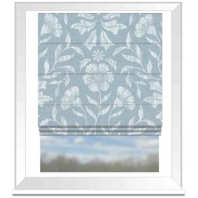 Avebury Berkeley Denim Roman Blind