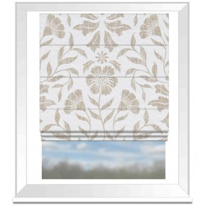 Avebury Berkeley natural  Roman Blind
