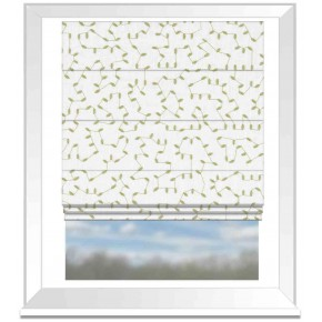 Avebury Bibury Apple Roman Blind