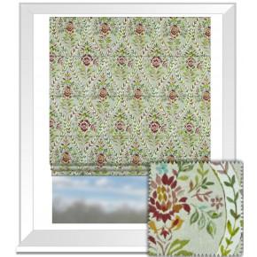 Prestigious Textiles Ambleside Buttermere Berry Roman Blind