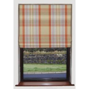 Prestigious Textiles Highlands Cairngorm Auburn Roman Blind