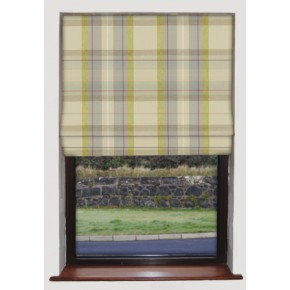 Prestigious Textiles Highlands Cairngorm Moss Roman Blind