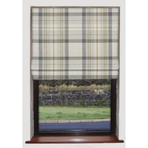 Prestigious Textiles Highlands Cairngorm Oatmeal Roman Blind