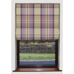 Prestigious Textiles Highlands Cairngorm Thistle Roman Blind