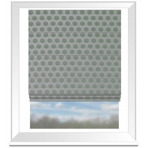 Clarke and Clarke Imperiale Duomo Mineral Roman Blind