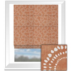 Prestigious Textiles SouthBank Embankment Mango Roman Blind