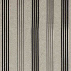 Clarke and Clarke Richmond Wensley Charcoal Curtain Fabric