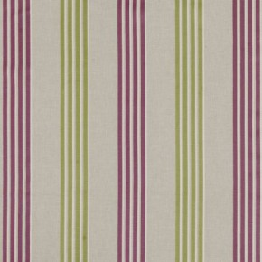 Clarke and Clarke Richmond Wensley VioletCitrus Curtain Fabric