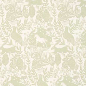 Clarke and Clarke Blighty Westonbirt Sage Curtain Fabric