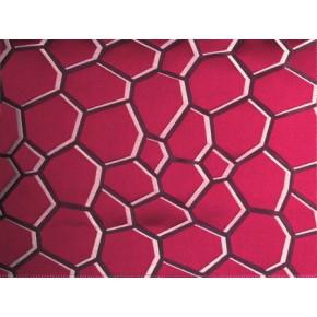 Stardom Westwood Magenta Curtain Fabric