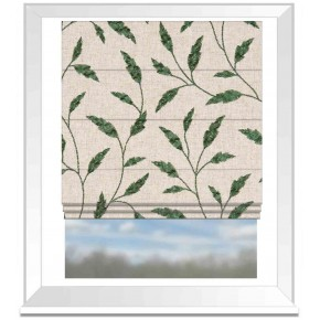 Avebury Fairford Jade Roman Blind