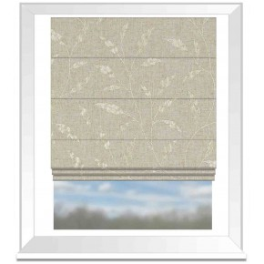Avebury Fairford Linen Roman Blind