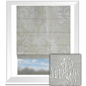Prestigious Textiles Perception Feature Stone Roman Blind