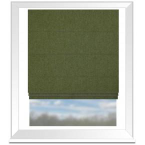 Prestigious Textiles Finlay Olive Roman Blind