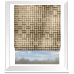 Prestigious Textiles Dalesway Grassington Hazelnut Roman Blind