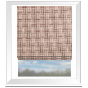 Prestigious Textiles Dalesway Grassington Heather Roman Blind