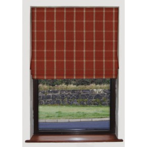 Prestigious Textiles Highlands Halkirk Auburn Roman Blind