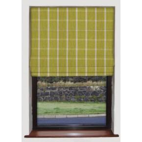 Prestigious Textiles Highlands Halkirk Moss Roman Blind