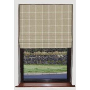 Prestigious Textiles Highlands Halkirk Oatmeal Roman Blind
