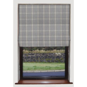 Prestigious Textiles Highlands Halkirk Pebble Roman Blind