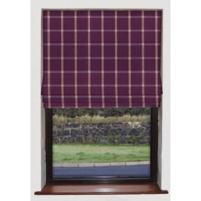 Prestigious Textiles Highlands Halkirk Thistle Roman Blind