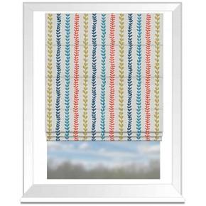 Prestigious Textiles Annika Heidi Papaya Roman Blind