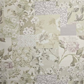 Langdale Whitewell Hydrangea Made to Measure Curtains