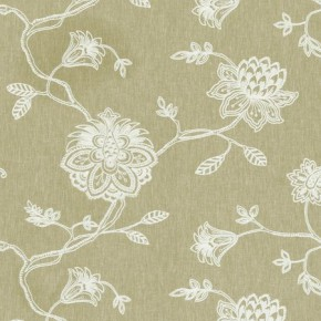 Clarke and Clarke Ribble Valley Whitewell Sage Made to Measure Curtains