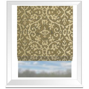 Clarke and Clarke Imperiale Antique Roman Blind