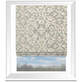 Clarke and Clarke Imperiale Mineral Roman Blind