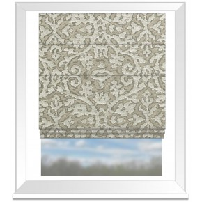 Clarke and Clarke Imperiale Pebble Roman Blind