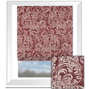 Prestigious Textiles Devonshire Ivybridge Chianti Roman Blind