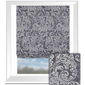 Prestigious Textiles Devonshire Ivybridge Denim Roman Blind