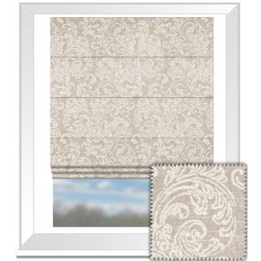 Prestigious Textiles Devonshire Ivybridge Linen Roman Blind