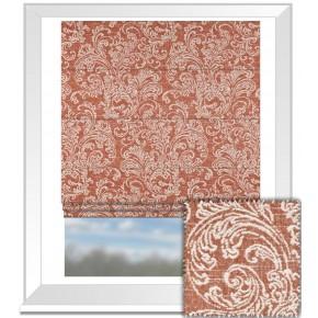 Prestigious Textiles Devonshire Ivybridge Paprika Roman Blind