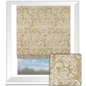 Prestigious Textiles Devonshire Ivybridge Willow Roman Blind