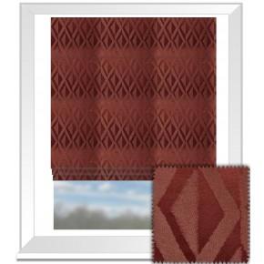 Prestigious Textiles Samba Jive Paprika Roman Blind