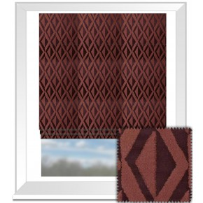 Prestigious Textiles Samba Jive Spice Roman Blind
