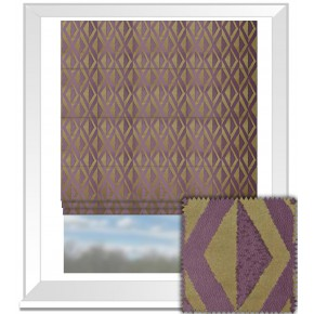 Prestigious Textiles Samba Jive Topaz Roman Blind