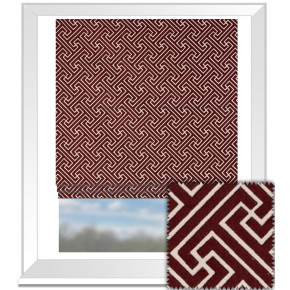 Prestigious Textiles Metro Key Spice Roman Blind