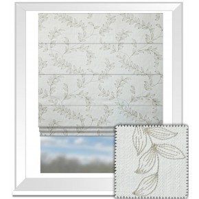 Prestigious Textiles Perception LeafTrail Natural Roman Blind