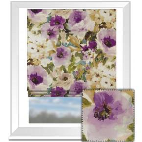 Prestigious Textiles Iona Lucido Orchid Roman Blind