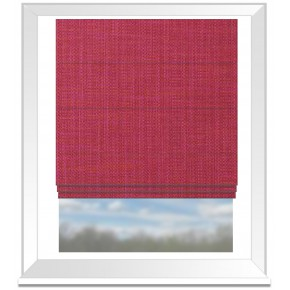 Clarke and Clarke Chateau Madeline Sunset Roman Blind