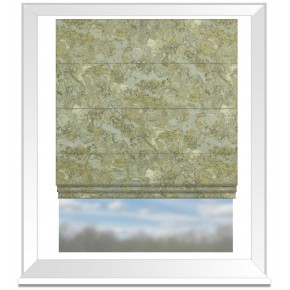 Clarke and Clarke Imperiale Marmo Mineral Roman Blind