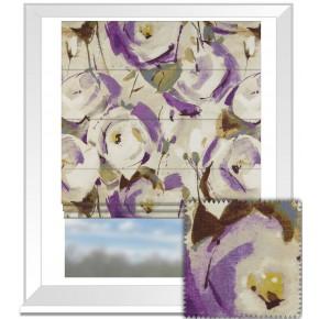 Prestigious Textiles Iona Marsella Orchid Roman Blind
