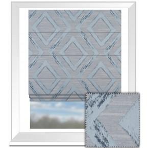 Prestigious Textiles Eden Matico Bluebell Roman Blind