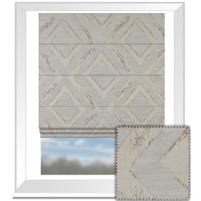 Prestigious Textiles Eden Matico Praline Roman Blind