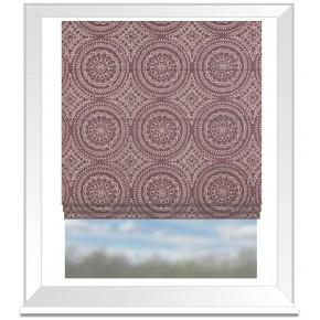 Prestigious Textiles Provence Montpellier Clover Roman Blind