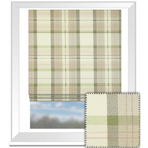 Prestigious Textiles Charterhouse Munro Acacia Roman Blind