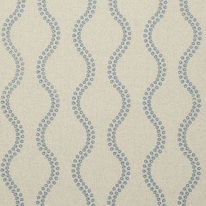 Clarke and Clarke Manorhouse Woburn Chambray Curtain Fabric